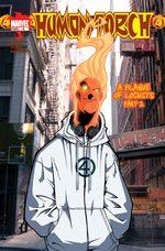 Human Torch 8 Comics