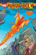 Human Torch 10 Comics