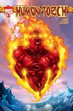 Human Torch 11 Comics