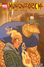 Human Torch 12 Comics