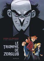 Les aventures de Spirou et Fantasio T.6 BD