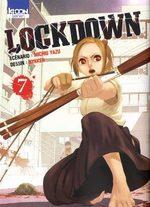 couverture, jaquette Lockdown 7