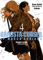 Gangsta: Cursed 4 Manga