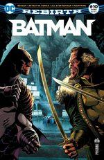 Batman Rebirth # 10