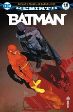 Batman Rebirth # 11