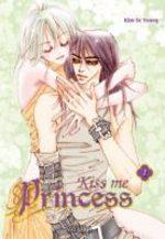 Kiss Me Princess 1 Manhwa