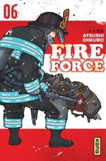 Fire force # 6