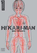 Hikari-Man T.1 Manga