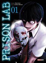 Prison Lab 1 Manga