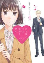 Koi to Yobu ni wa Kimochi Warui 4 Manga