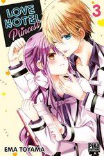 Love Hotel Princess T.3 Manga