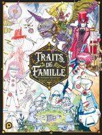 Traits de famille, Le bestiaire fantastique d'un père et de ses fils 1 Livre illustré