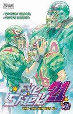Eye Shield 21 31 Manga