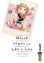 March comes in like a lion # 9