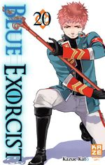 Blue Exorcist # 20