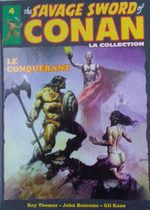 The Savage Sword of Conan # 4