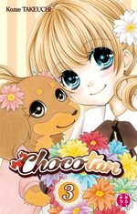 Chocotan 3 Manga