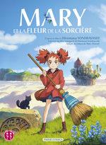 Mary et la fleur de la sorcière 1 Anime comics