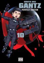 Gantz # 10