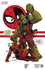 Spider-Man / Deadpool 31