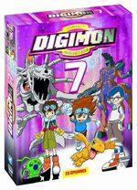 Digimon - saison 3 7 Série TV animée
