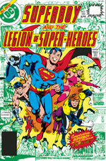 Superboy and the Legion of Super-Heroes # 2
