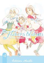 Fleurs Bleues 4 Manga