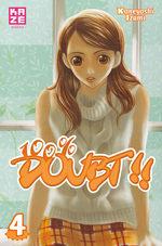 100% Doubt !! 4 Manga