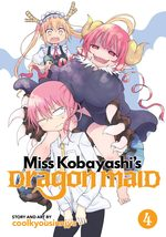Miss Kobayashi's Dragon Maid 4