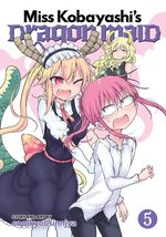 Miss Kobayashi's Dragon Maid 5