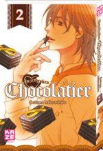 Heartbroken Chocolatier 2 Manga