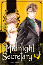 Midnight Secretary 4 Manga