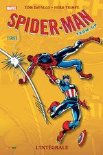 Spider-Man - Team-Up # 1981