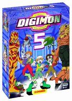 Digimon - saison 2 5 Série TV animée