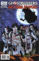 Ghostbusters - What In Samhaim Just Happened?! 1 Comics