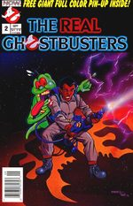 The Real Ghostbusters 2 Comics