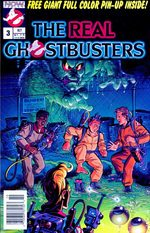 The Real Ghostbusters 3 Comics