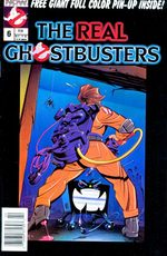 The Real Ghostbusters 6 Comics