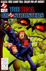 The Real Ghostbusters 7 Comics