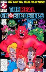 The Real Ghostbusters 9 Comics