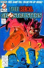 The Real Ghostbusters 10 Comics