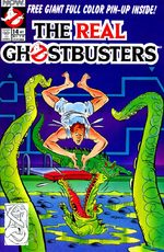 The Real Ghostbusters 14 Comics