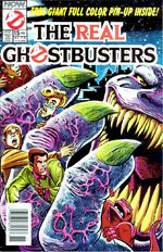 The Real Ghostbusters 15 Comics