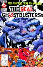 The Real Ghostbusters 16 Comics