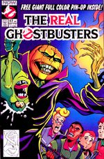 The Real Ghostbusters 17 Comics