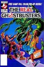 The Real Ghostbusters 18 Comics