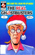 The Real Ghostbusters 19 Comics
