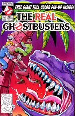 The Real Ghostbusters 20 Comics