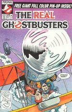 The Real Ghostbusters 22 Comics