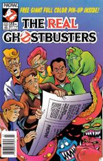 The Real Ghostbusters 23 Comics